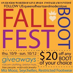 fallbootfest
