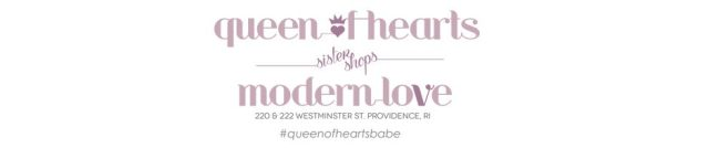 Image result for queen of hearts and modern love