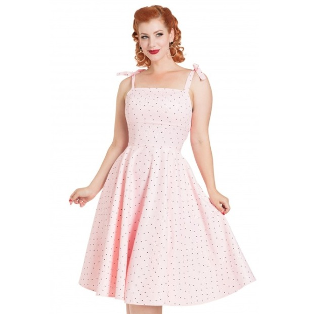 rebelsmarket_voodoo_vixen_pink_hannah_polka_dot_dress_dresses_6