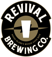 Image result for revival brew logo ri