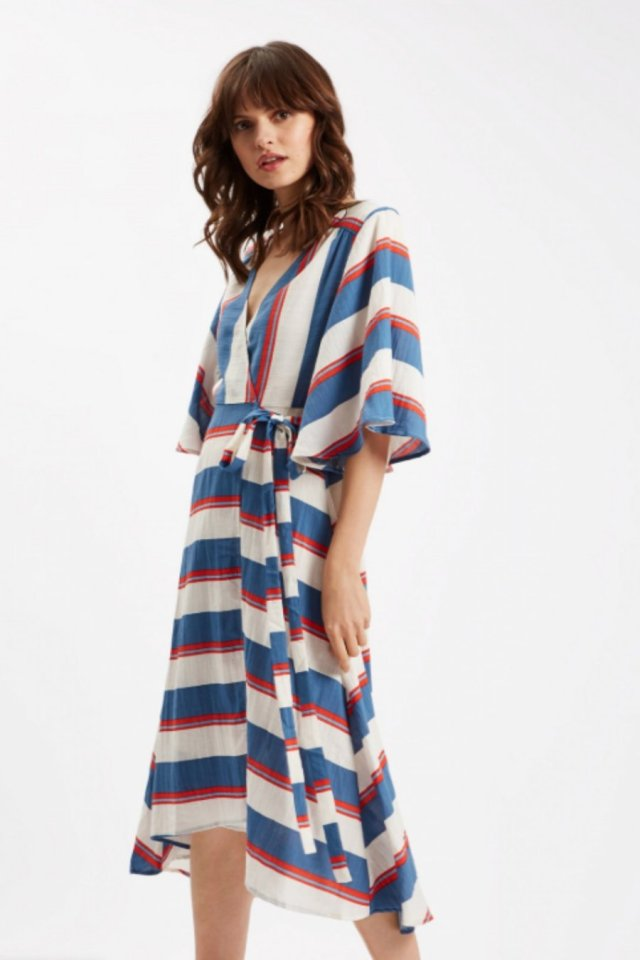 Traffic People Mykonos dress
